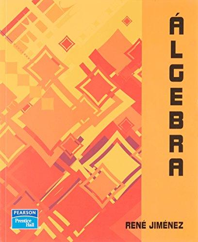 Algebra (High School) por René Jiménez