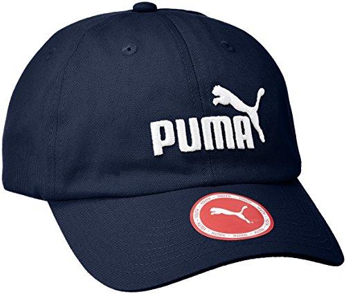 Puma Kinder ESS Cap Jr Kappe, Peacoat/No.1, One Size