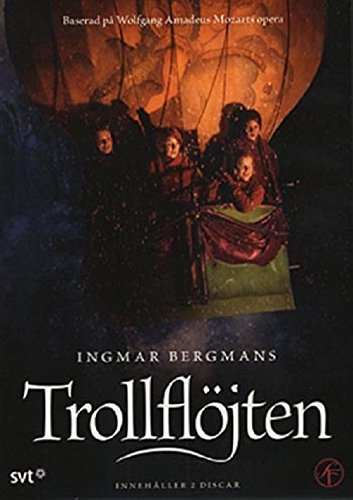 DVD SCHWEDISCH : TROLLFLÖJTEN (Die Zauberflöte): Alle Infos bei Amazon
