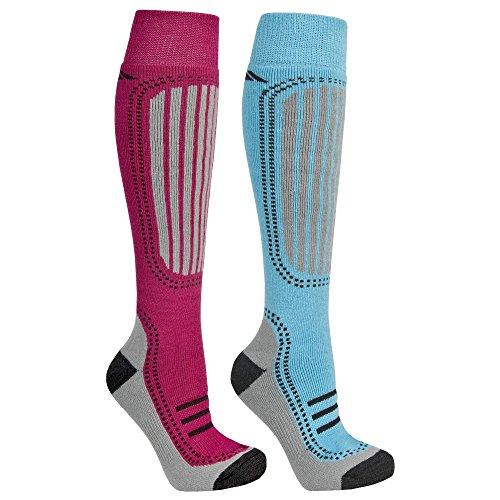 trespass-janus-thermal-winter-ski-socks-2-pairs-s-m