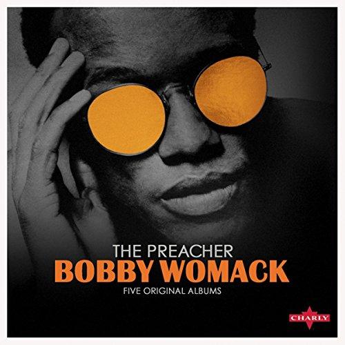 The Preacher (5 Original Albums) (Bobby Womack-cd)