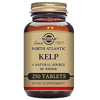 Solgar North Atlantic Kelp Tablets - Pack of 250