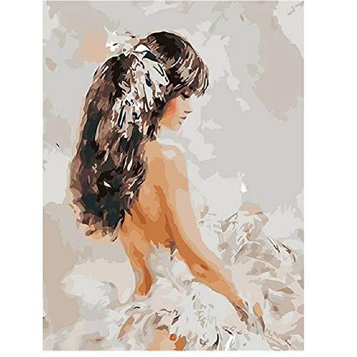 Puzzle 1000 Teile Erwachsenenpuzzle Hochzeitskleid Mädchen Kind Aus Holz Puzzle Panorama Art DIY...