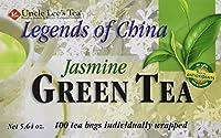 Uncle Lees Tea Legends of China Jasmine Green Tea 5.64 oz