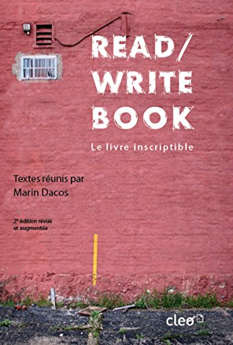 Read/Write Book: Le livre inscriptible