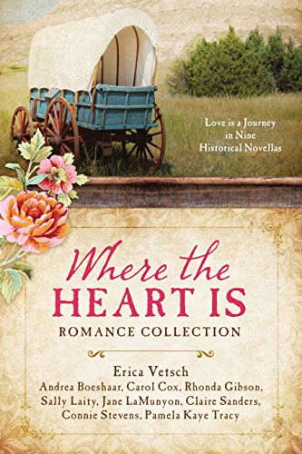 where-the-heart-is-romance-collection-love-is-a-journey-in-nine-historical-novellas-english-edition