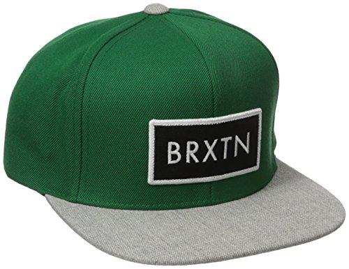Brixton Unisex Cap Cap hunter/heather grey