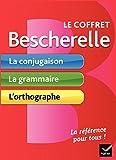 Le coffret Bescherelle: La conjugaison pour tous, La grammaire pour tous, Lorthographe pour tous