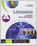 Leonardo. Vol. A-B-C. Con tavole. Per la Scuola media. Con e-book. Con espansione online
