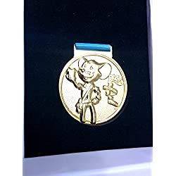Medalla Ratoncito Perez (AZUL)