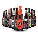 Craftbeer-Shop Bier Grill-Paket, MEHRWEG (11 x 0.33 L, 1 x 0.355 l)
