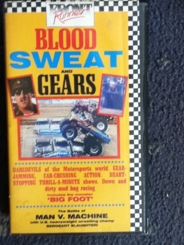 Preisvergleich Produktbild Blood Sweat and Gears [VHS] [UK Import]