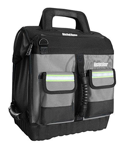 Bucket Boss 65170-hv Hohe Sichtbarkeit PROTECH Werkzeug Fall (Hohe Sichtbarkeit-fall)