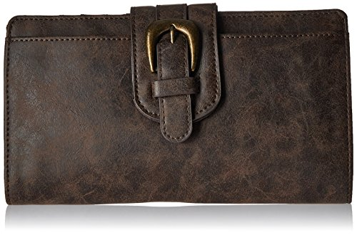 Baggit Women's Wallet (Brown)