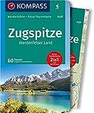 Zugspitze, Werdenfelser Land: Wanderführer mit Extra-Tourenkarte 1:40.000, 60 Touren, GPX-Daten zum Download: Wandelgids met overzichtskaart (KOMPASS-Wanderführer, Band 5429)