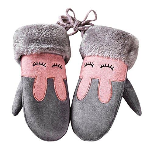 Weihnachtsgeschenk Kinder Handschuhe SHOBDW Winter Kinder Mädchen Jungen -