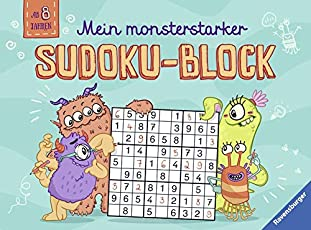 Mein monsterstarker Sudoku-Block