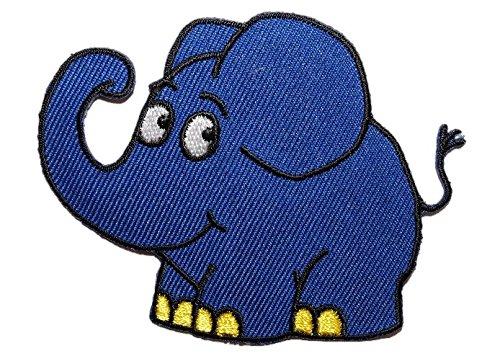 die-Sendung-mit-der-Maus-blauer-Elefant-78-cm-61-cm-Bgelbild-Aufnher-Applikation-Tier-Tiere
