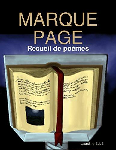 Couverture du livre Marque-Page: Recueil de poèmes