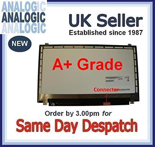 Analogic ASUS R510V Ersatz-Laptop-Bildschirm 39,6 cm (15,6 Zoll), LED, LCD, 30-polig - Ersatz-lcd-bildschirm-laptop