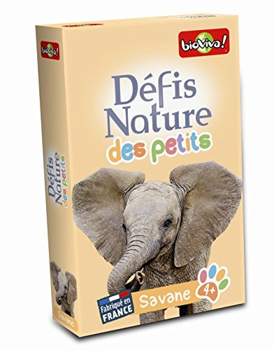 Défis Nature - 282581 - Petits - Savane - Orange