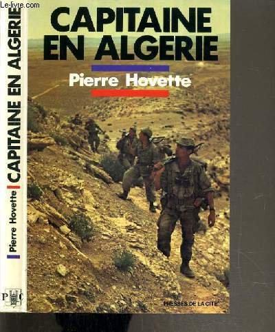Capitaine en Algérie par Pierre Hovette