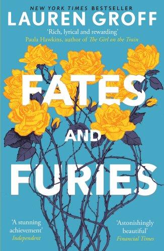 Buchseite und Rezensionen zu 'Fates and Furies' von Lauren Groff