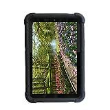 mingshore HP Pro Tablet 408G1Silikon Cover 20,3cm Tablet Rugged Case ohne Pen Halterung schwarz