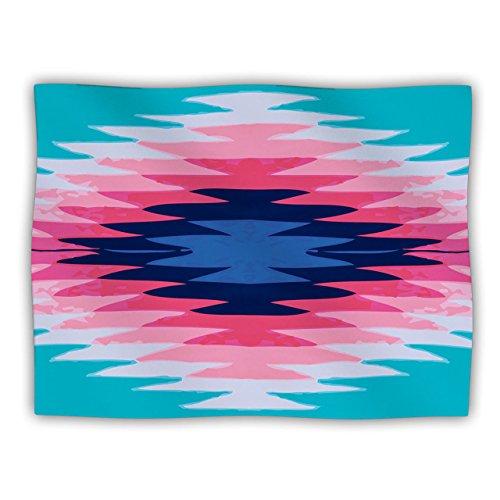 Kess InHouse Nika Martinez 'Surf Lovin II' Hundedecke, 102 x 76 cm (Surf Ii)