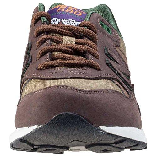 New Balance MRT580 chaussures Marron