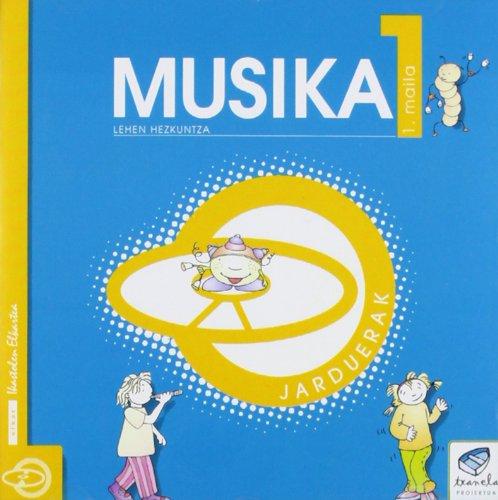 Lh 1 -Txanela- CD Musika Jarduerak