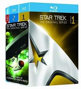 Star Trek: Original Series - Three Season Pack [Blu-ray] [Import anglais]
