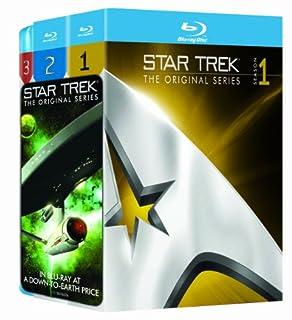 Season 1-3 by Star Trek Original Series (B002PQ7JQK) | Amazon price tracker / tracking, Amazon price history charts, Amazon price watches, Amazon price drop alerts