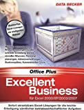 Excellent Business f�r Excel Bild