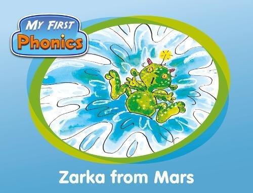 Zarka from Mars