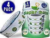 Diaper Mate Refill for Diaper Genie Diap...