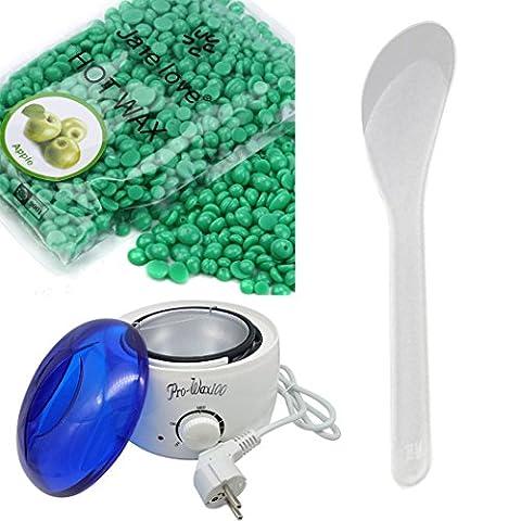 Fuibo Hartwachs Bohne Haarentfernung Hot Paraffin Wachs Wärmer Heizung Pot Machine Enthaarung (I)
