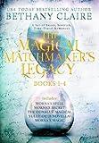The Magical Matchmaker's Legacy: Books 1-4: Sweet Scottish Time Travel Romances