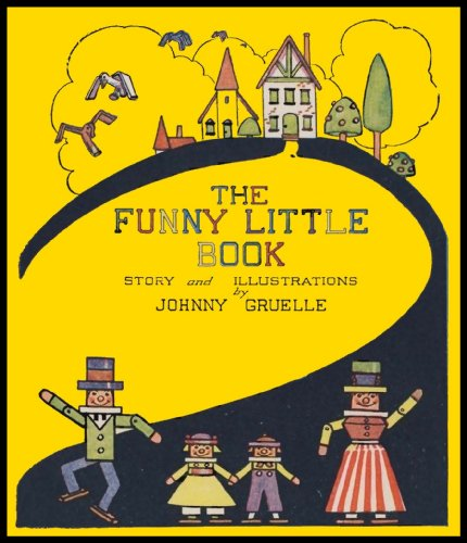 The Funny Little Book (English Edition)