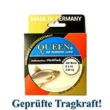 Zielfisch-Schnur Queen of Fishing Line / Weißfisch 0,16mm 2,8kg 300m
