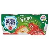 Centrale del latte di Roma Yogurt Magro Fragola 2x125g