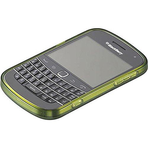 BlackBerry ACC-38873-203 TPU Softshell für 9900 Bold grün