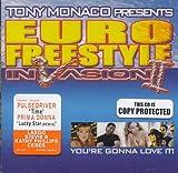 Euro Freestyle Invasion 2 by TONY MONACO (2003-01-28)