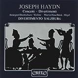 Concerti Divertimenti by Haydn, J. (1994-01-25)