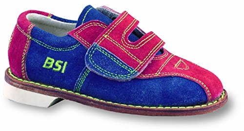 BSI Boys Suede Rental Shoes, Size 13.0