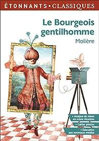 Le Bourgeois Gentilhomme par  Molière