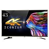 VU Technologies P LTD 109cm (43inches) LED TV 43BU113 4k Ultra