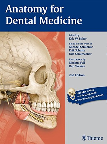 Anatomy for Dental Medicine por Michael Schuenke