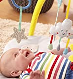 Enlarge toy image: Baby Sensory Say Hello Little Rain Cloud Musical Play Gym