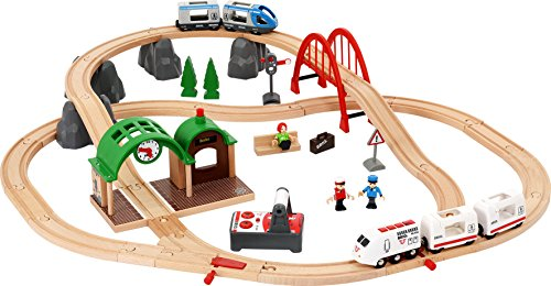 BRIO World 33277 - RC Travel Set